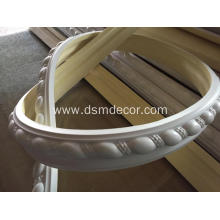 High Efficiency Factory for Flexible Carved Panel Moldings Ribbon Rope Flexible Panel Molding export to Italy Exporter